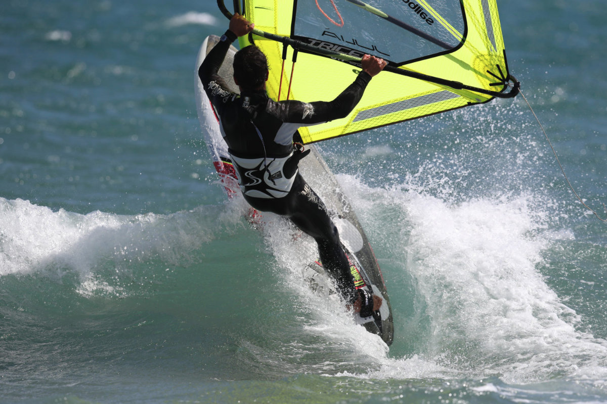 WINDSURF a l'hivern